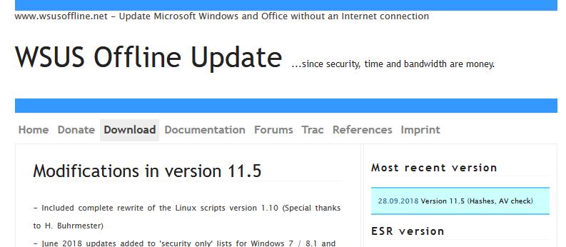 Integrate WSUS Offline Updater with MDT 2013 to Deploy Windows 10