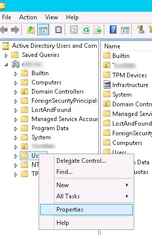 active directory properties