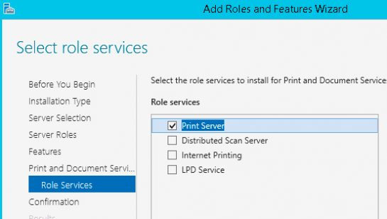 printer group policy