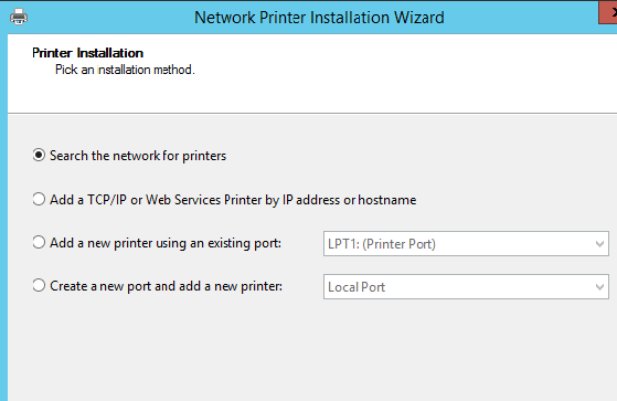 group policy printer deployment