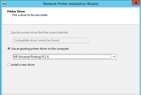 deploy printers group policy per user