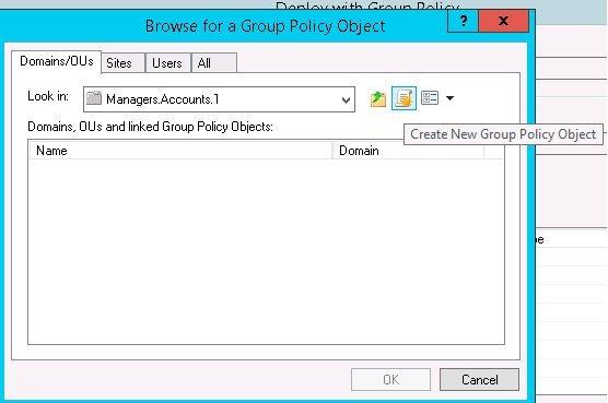 how to deploy printer via gpo