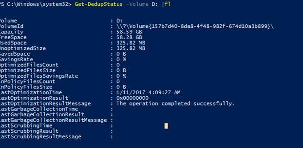 Data Deduplication on Windows Server 2016 – TheITBros