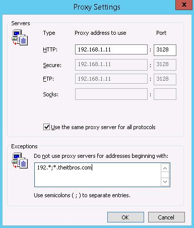 ie11 gpo proxy settings