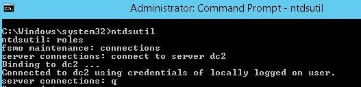 primary domain controller failed