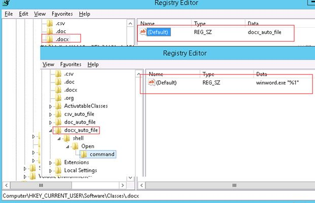 group policy registry editor