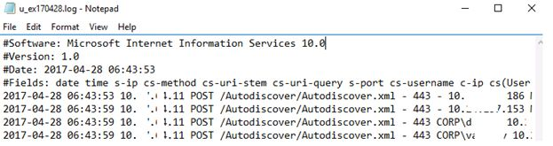 How to configure, view and change IIS Log location on