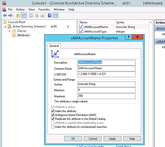 active directory global catalog