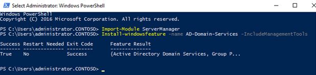 import module powershell