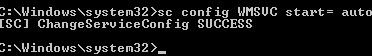 IIS manager config