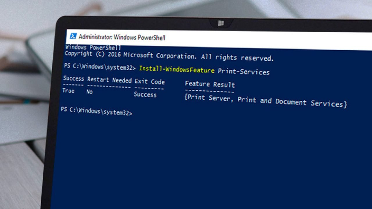 How to Migrate Print and Document Services from Windows