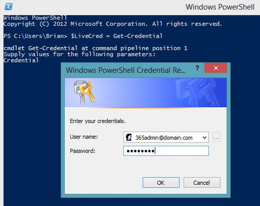 Add Calendar Permissions in Office 365 with Windows Powershell