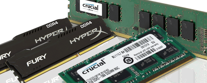 choose ram memory PC