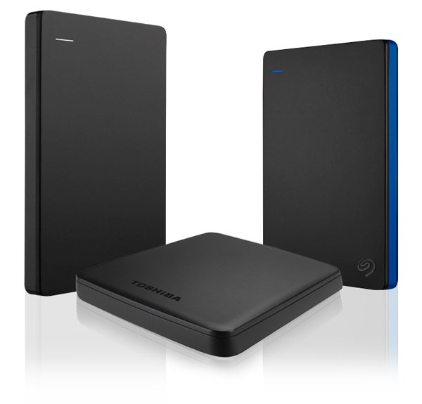 how to choose external hard drive