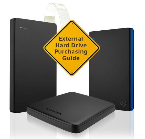 how to choose external hdd