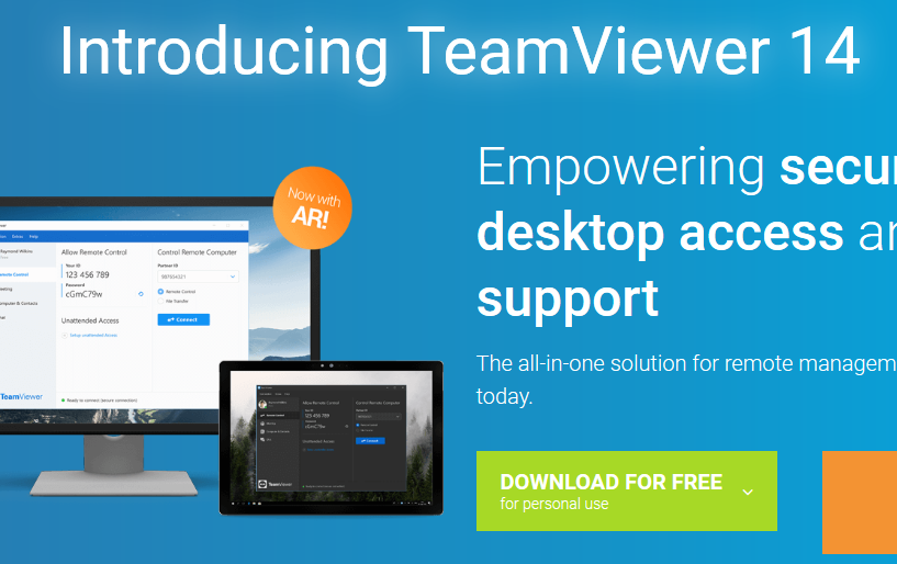 how to change teamviewer id