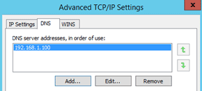 active directory domain controller could not be contacted tcp ip