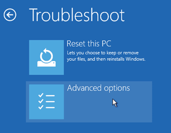 reset windows 10 to factory settings