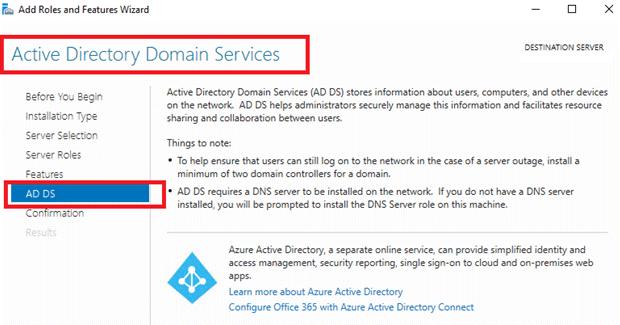 upgrade Active Directory Schema