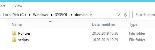 an active directory domain controller