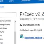 psexec cover