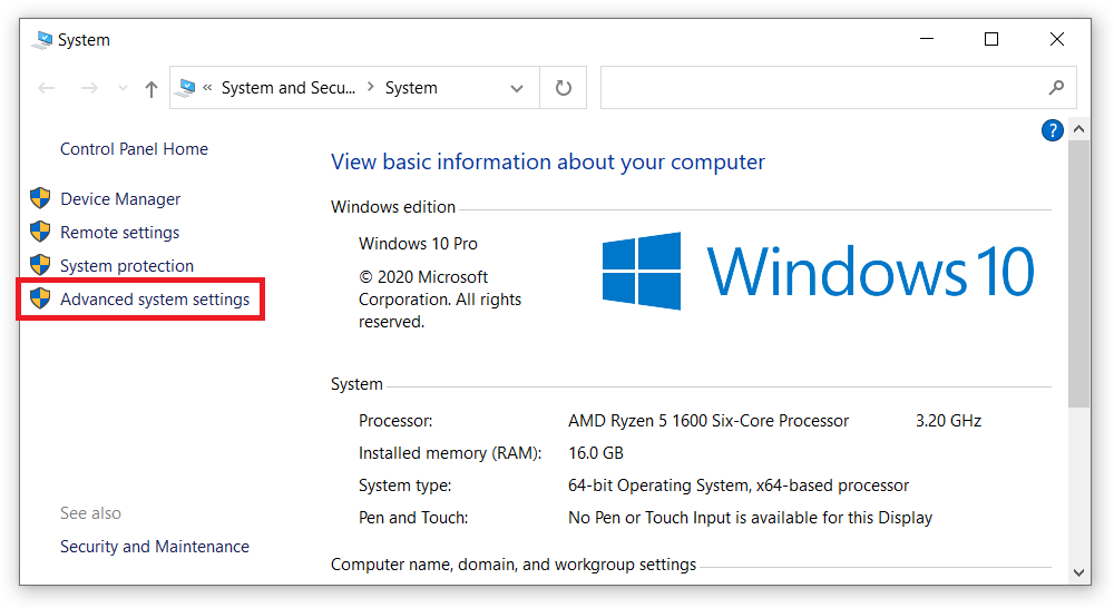 windows 10 com port in use