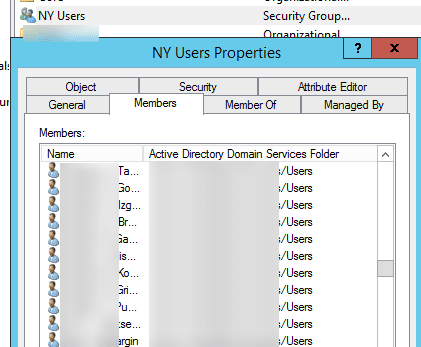 Add User to Active Directory Group Using Add-ADGroupMember
