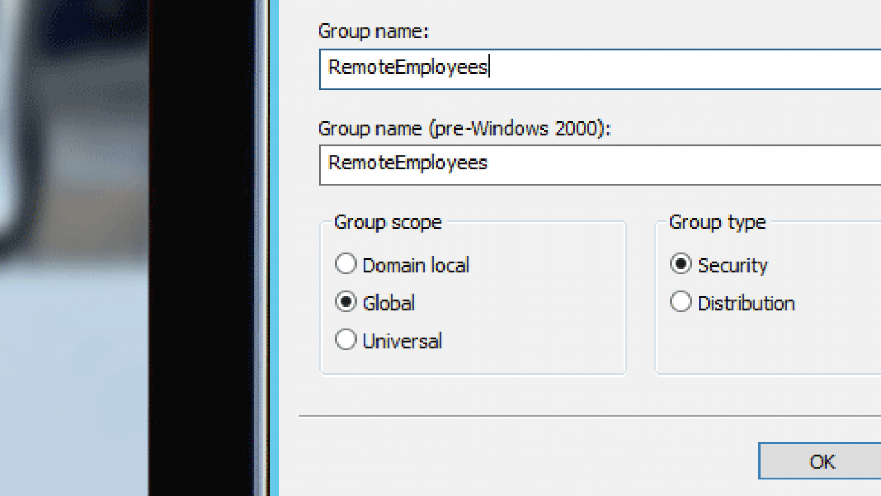 Active Directory Groups Types – TheITBros