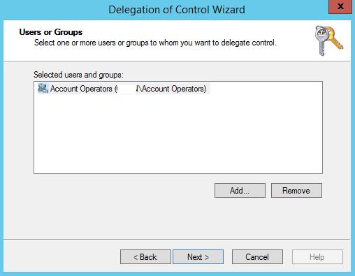 organizational unit active directory