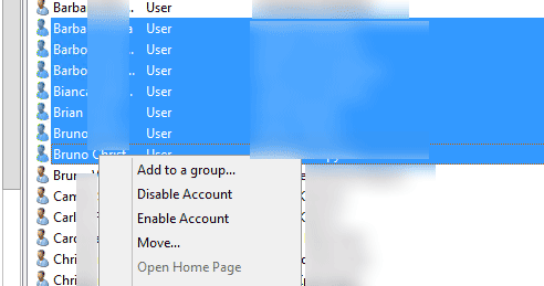 groups in active directory