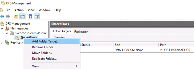 How to Configure DFS Replication on Windows Server 2016? – TheITBros
