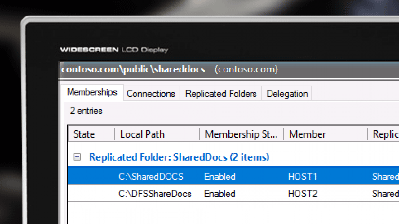 How to Configure DFS Replication on Windows Server 2016