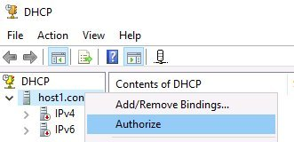 windows server 2016 dhcp failover load balancing