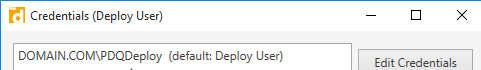 Using PDQ Deploy to Deploy Software