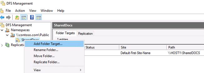 windows dfs replication