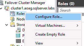 How to Set Up and Configure Failover Cluster On Windows