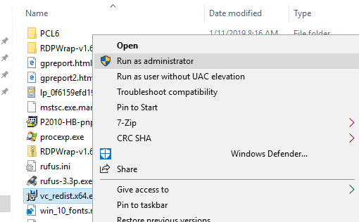 How to Fix The Program Can't Start Because VCRUNTIME140 dll is