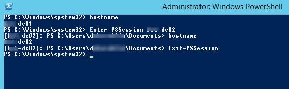 run powershell script on remote computer windows