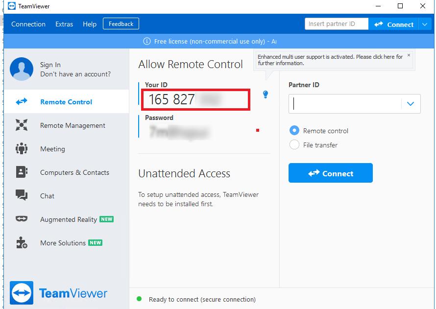 Tips Cara Merubah Password Teamviewer Terbaru