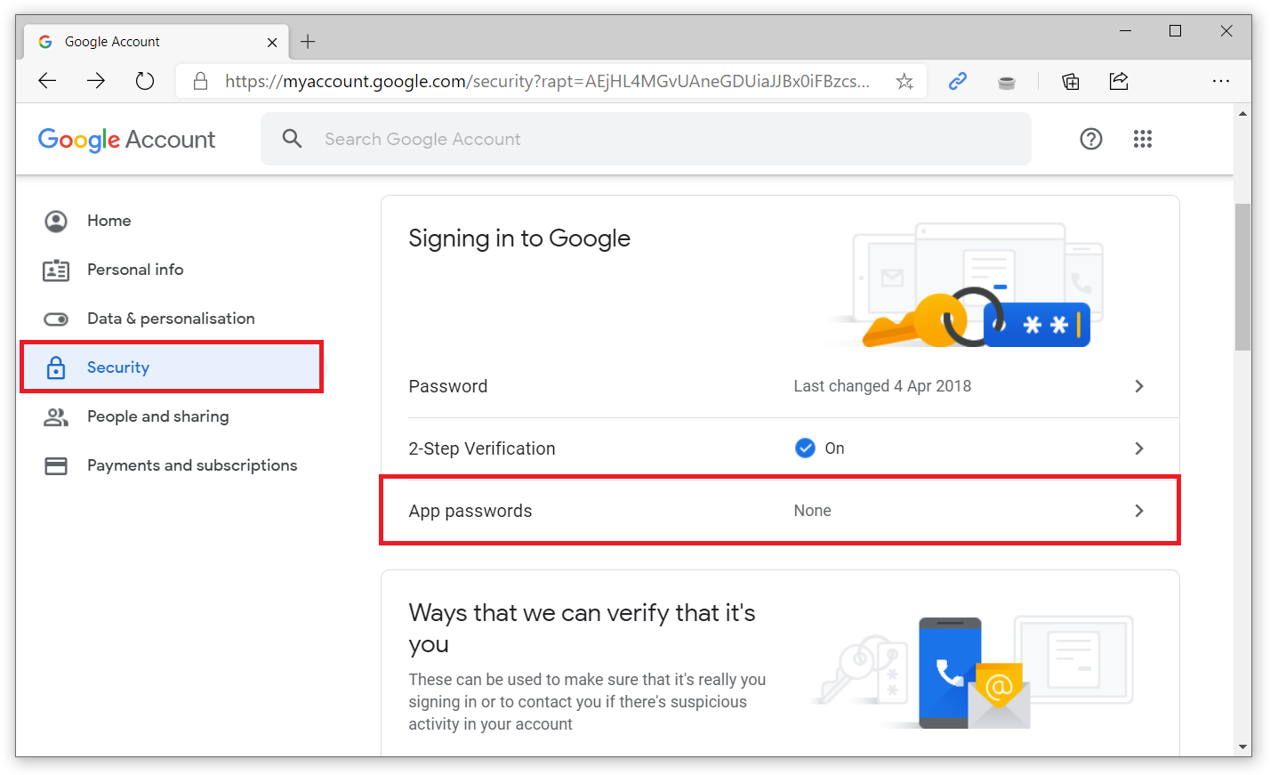 gmail pop3 settings outlook 2016