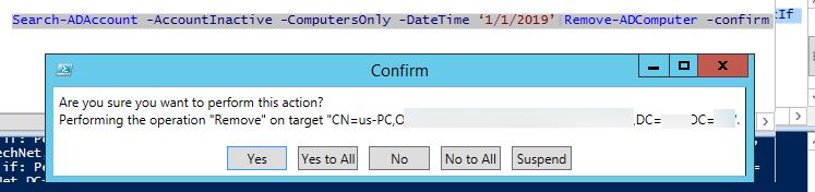 use powershell whatif parameter