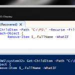 How to Create a GUI for PowerShell Scripts? – TheITBros