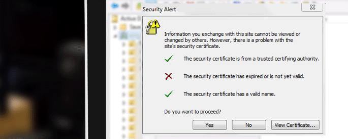 Renew SSL Certificate on Exchange Server