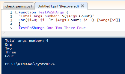 PowerShell Function Parameters: How to Add? – TheITBros