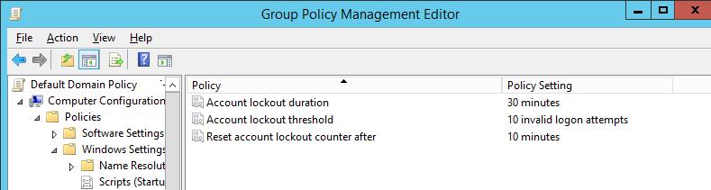 active directory unlock account