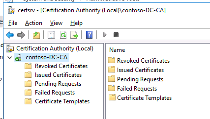 active directory certificate services additional attributes