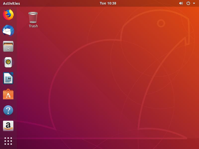 ubuntu server install gui