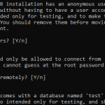 installMariaDB Debian