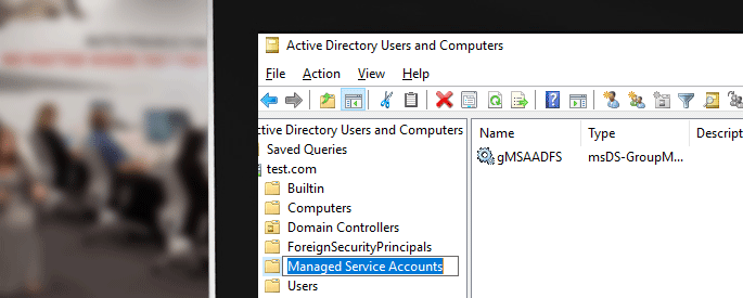 Active Directory Federation Services Windows Server