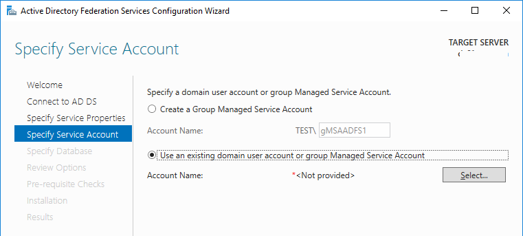adfs active directory